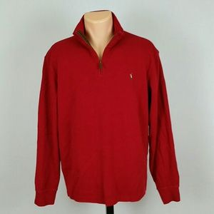 Polo by Ralph Lauren Sweaters - Polo Ralph Lauren Men's Zip Up Sweater Size Large